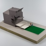 Small Houses with a Large Dormer_Model 1