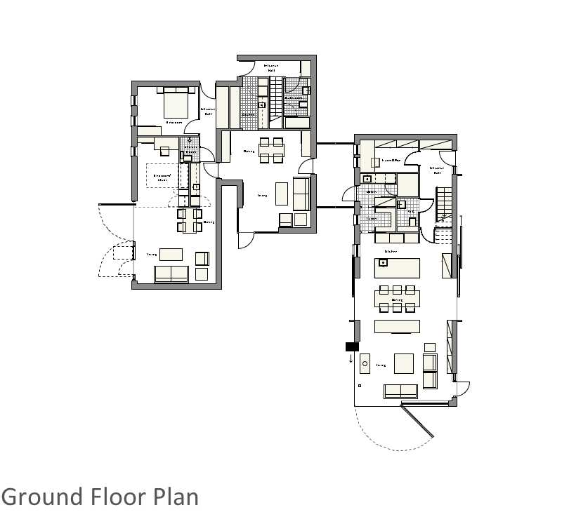 Multigenerational house plans multigenerational home plans for Multi house plans
