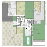 Multi-Generational House_Site Plan