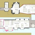 Pop Up House_Floor Plans of Pop Up One and Two