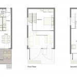 Small Houses with a Large Dormer_ Floor Plans